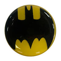 """Попсокет PopSocket 3D """"Бэтмен"""" №11 - Держатель для телефона Поп Сокет в блистере с липучкой 3М"""