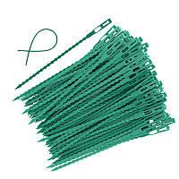 Стяжки для садовых растений 100 шт., фото 1