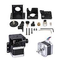 Модернизированный 3D-принтер Titan Extruder + Nema17 Stepper Мотор Наборы для V6 J-образной головки Bowden 1.75 мм с Hotend Driver Соотношение 3: 1 -