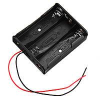 10шт 4 слота 18650 Батарея держатель пластика Чехол хранения Коробка для 4 * 3.7 В 18650 лития Батарея - 1TopShop