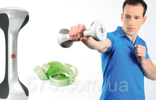 Виброгантель для фитнеса Adonis Casada