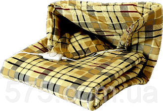 Одеяло с подогревом - Электроодеяло односпальное ЕКВ ― 1/220 Люкс