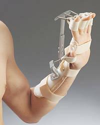 Шина для зап'ястя термопластична Aurafix ORT-07 динамічна