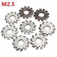 Внутренний диаметр m2.5 22 мм № 1-8 hss 20degree запутанный механизм мукомольный резак - 1TopShop