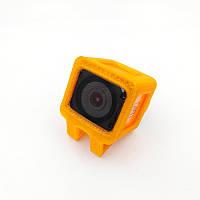 35 градусов Наклонная основа камера Защитная рама Чехол Оранжевая запасная часть для Runcam 3S камера - 1TopShop