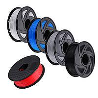 BIQU серый / черный / белый / синий / красный 1 кг / рулон 1.75 мм PLA нить для принтера RepRap 3D - 1TopShop