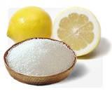Кислота лимонная мешки по 25 кг