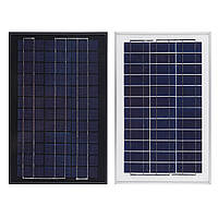 Elfeland 15W 18V Poly Солнечная Panel Батарея Зарядное устройство для автодома Лодка Caravan - 1TopShop