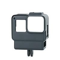 Ulanzi V2 Защитный кожух Чехол Крепление каркаса рамы для GoPro 7 6 5 с микрофонным адаптером - 1TopShop