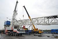 Автокран 40 и 50 тонн в Сумах