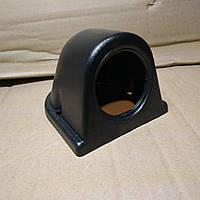 MGB1-1/Cк Корпус на панель для тахометра  (одиночный) диам.52мм.  black, фото 1