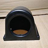 MGB1-1/Ск Корпус на панель для тахометра (одиночний) діам.52мм. black, фото 4