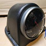 MGB1-1/Ск Корпус на панель для тахометра (одиночний) діам.52мм. black, фото 3