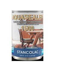 Грунт для дерева/паркета на водной основе 1500 Aquasealer Stancolac 2,5 л.