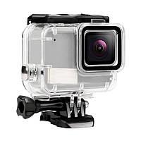 Shoot XTGP520 30M Водонепроницаемы Защитный Чехол для GoPro Hero 7 Серебристо-белый Экшн Спорт камера - 1TopShop