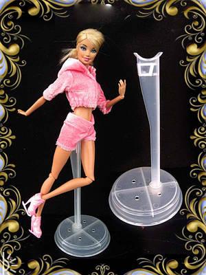 АКСЕССУАРЫ для кукол - подставки, очки, мягкие игрушки и др.