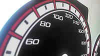Шкалы приборов Mazda 323 Restyle, фото 1