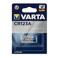 Батарейка CR123A Varta (1шт.)