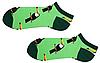 Носки короткие мужские с принтом Sammy Icon Rio Short 40-46 Салатовые, фото 3