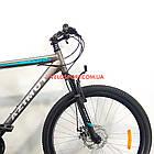 Горный велосипед Azimut Energy 26 GD серый, фото 2