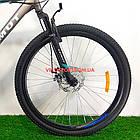 Горный велосипед Azimut Energy 26 GD серый, фото 3