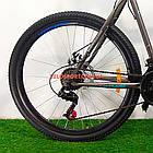 Горный велосипед Azimut Energy 26 GD серый, фото 5
