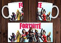 "Чашка ""Fortnite"" №1"