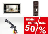 Видеодомофон DOM DS-10S+ панель вызова