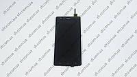 Дисплей с сенсором для Lenovo Vibe K5 Note Pro, black