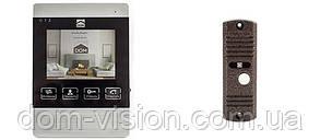 Видеодомофон DOM DS-4S+ панель вызова, фото 2