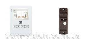 Видеодомофон Dom DS-4W+ панель вызова, фото 2