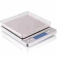 Весы цифровые DTS-500 ( 500г/0,01г ) с функцией счета и съемной крышкой Pocket Scale