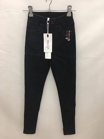 Детские школьные штаны для девочки р. 7-13 лет опт , фото 2