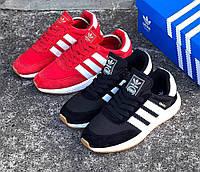 Мужские кроссовки в стиле Adidas Iniki Runner Boost / 2 цвета в наличии