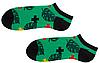 Носки короткие женские Sammy Icon Tropic Short 36-40 Зеленые, фото 2