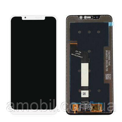 Дисплей + Сенсор Xiaomi Redmi Note 6 / Redmi Note 6 Pro white orig