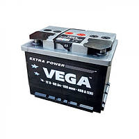 Аккумулятор автомобильный VEGA EXTRA POWER 60 Ah Аз