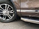 Брызговики Volkswagen Touareg 2010-2018, фото 3