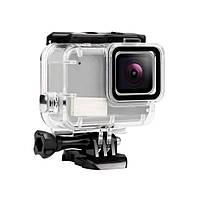 30м Подводный Водонепроницаемы Спорт камера Защитный чехол Чехол Крышка для Gopro Hero7 Action камера Аксессуары - 1TopShop