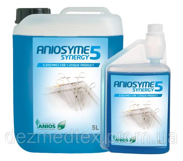 Аниозим синержи 5 (Aniosyme synergy 5), для  очистки  изделий медицинского назначения, 1 л