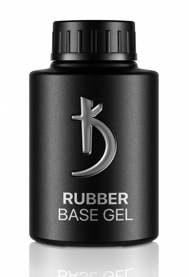 Kodi Rubber Top Gel - каучуковое верхнее покрытие для гель-лака, 35мл
