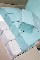 Бумажные полотенца и простыни