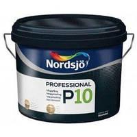 Полуматовая краска Sadolin Nordsjo Professional P10 10л