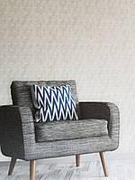 Обои виниловые на флизелине Ugepa 92720U  Motif Norman ромбы фигуры бежевые, фото 1