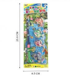 Рыбалка на планшете (удочка, 4 рыбки) 6619