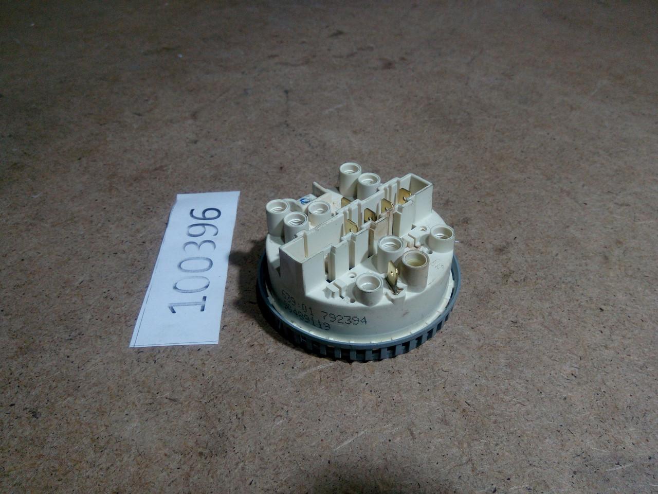 Датчик уровня воды, прессостат   CANDY CSB840TX 90489119  Б/У