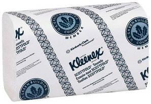 Салфетка бумажная белая 120шт/уп KIMBERLY CLARK