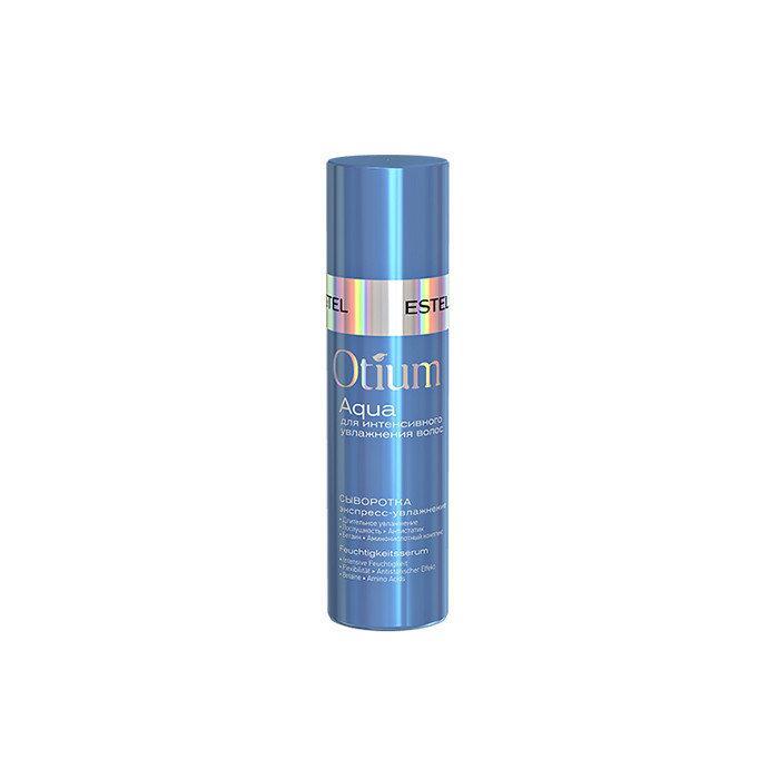 Сироватка для волосся експрес-зволоження Estel Otium Aqua 100 мл