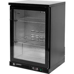 Холодильник барный 1 дверь YATO