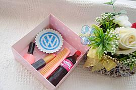 """Подарочный набор мыла """"Volkswagen"""" для женщины"""